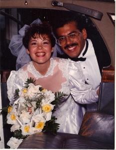 Wedding Liz and I