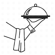waiters-hand-with-tray-Download-Royalty-free-Vector-File-EPS-2754.jpg